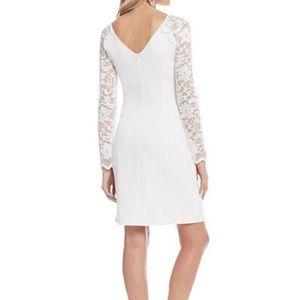 BADGLEY MISCHKA>> NWT Ivory Dress